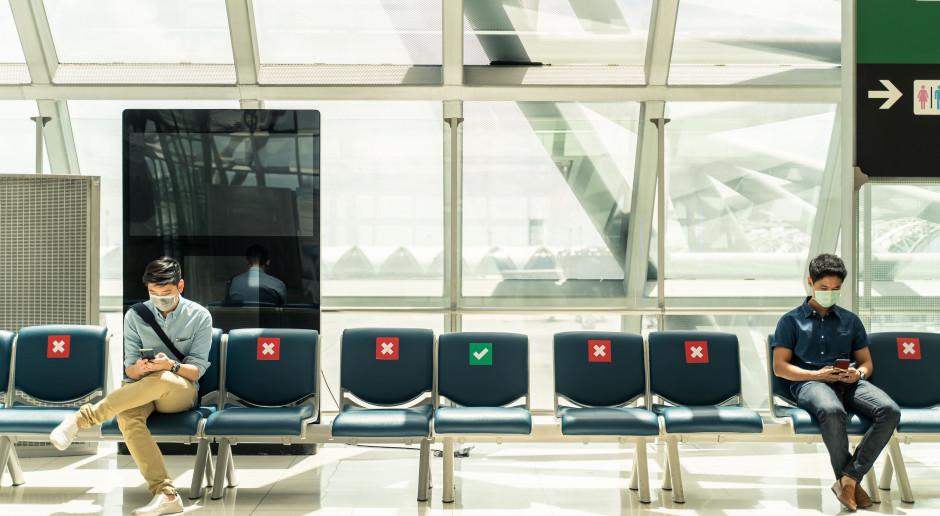 Do 13 stycznia zakaz lądowania samolotów z Wielkiej Brytanii. Jest rozporządzenie