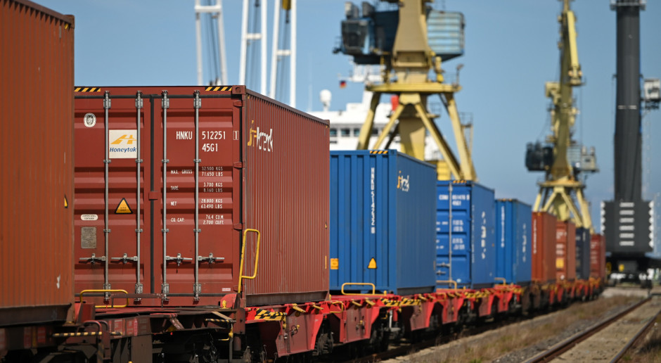 Polska może zyskać unijno-chińskim transporcie kolejowym