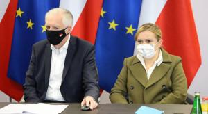 Jarosław Gowin: ministerstwo kategorycznie przeciwne wprowadzaniu lockdownu w branży odzieżowej