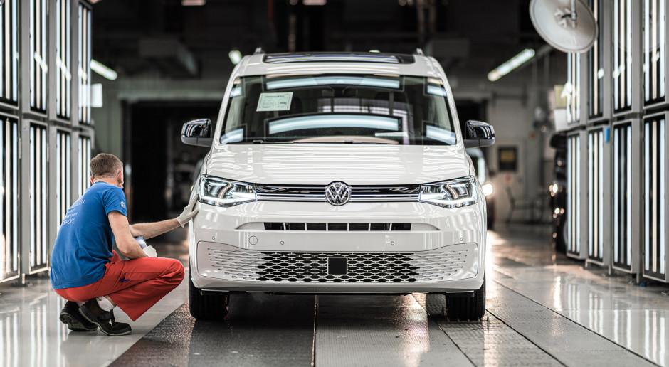 Volkswagen Poznań rusza z seryjną produkcją Caddy5
