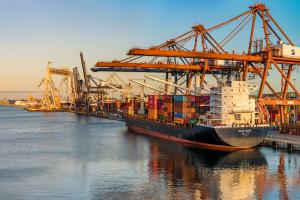 Polskie porty bałtyckie pracują. Jest obawa przed lockdownem