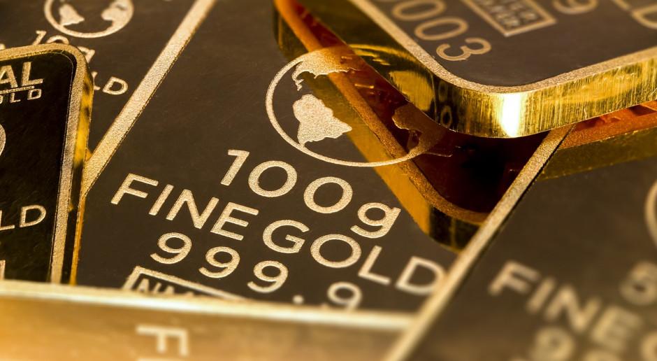 Popyt na złoto spadł prawie o 1/5