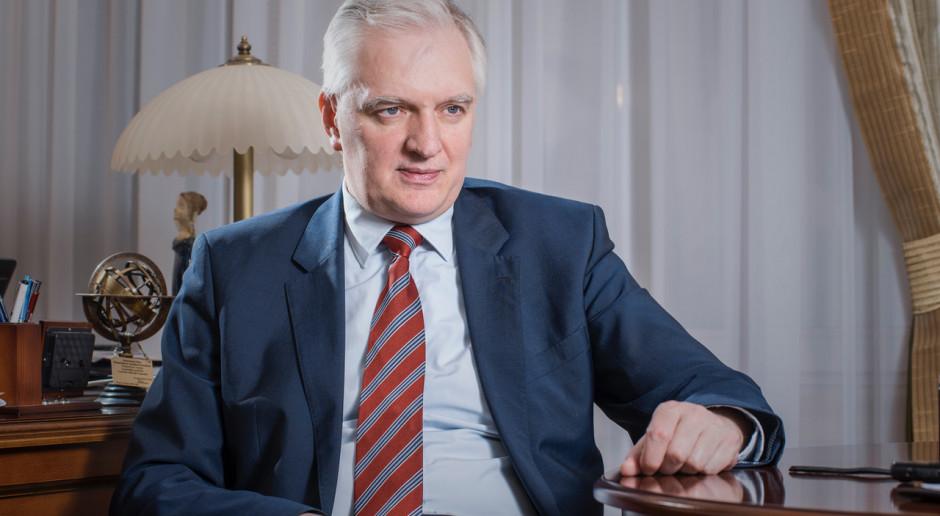 Jarosław Gowin o branżowej tarczy: pomoc musi być precyzyjna