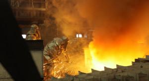 Wypadek w hucie ArcelorMittal. Jedna osoba nie żyje