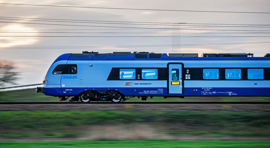 Kolejowe przewozy pasażerskie i towarowe w pierwszych trzech kwartałach 2020 roku
