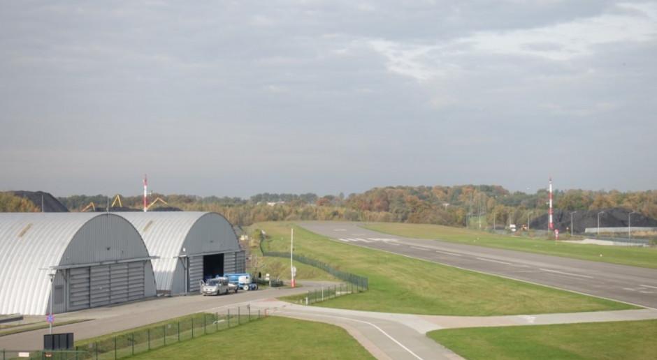 Wydłużono pas startowy na lotnisku w Kaniowie