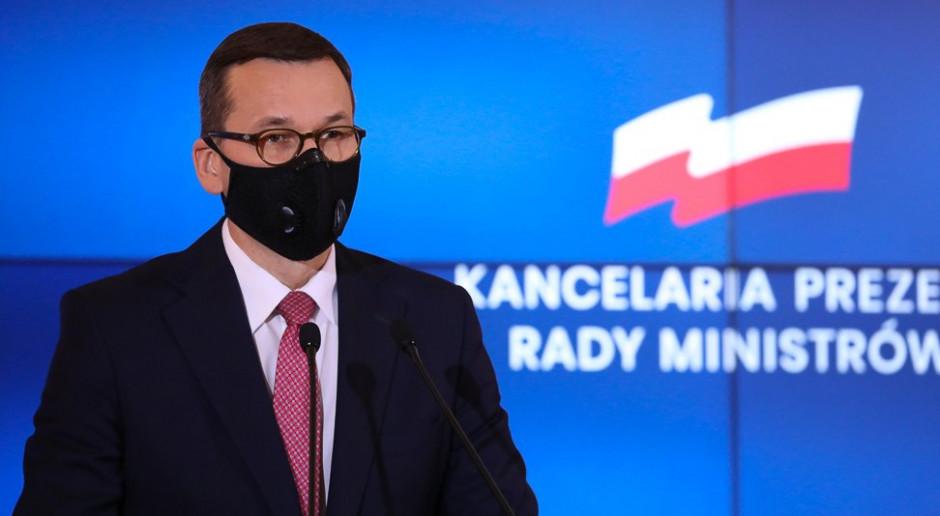 Premier: ponad 350 mld zł na odbudowę po epidemii