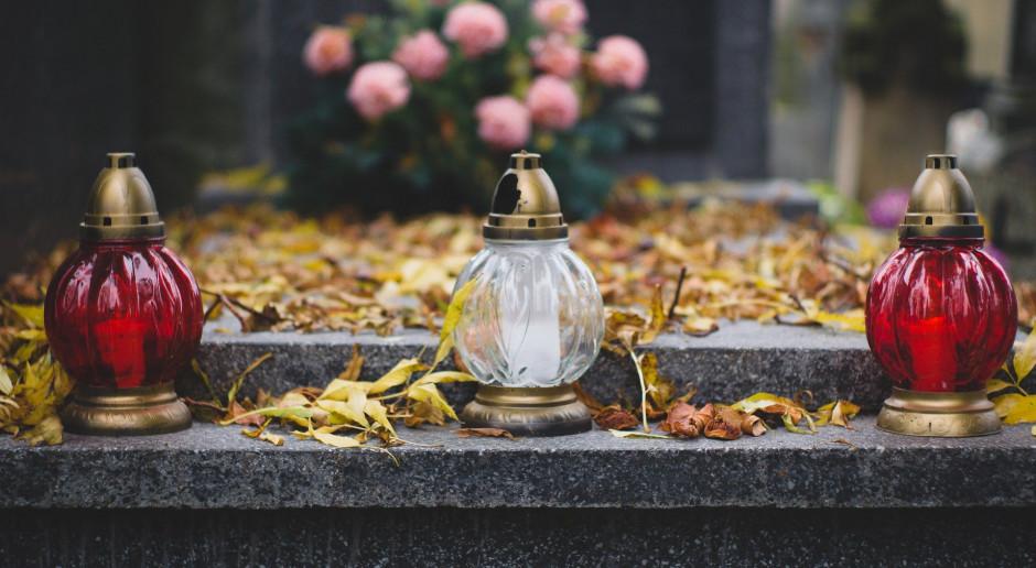 Po decyzji o zamknięciu cmentarzy producenci kwiatów i handlowcy liczą straty