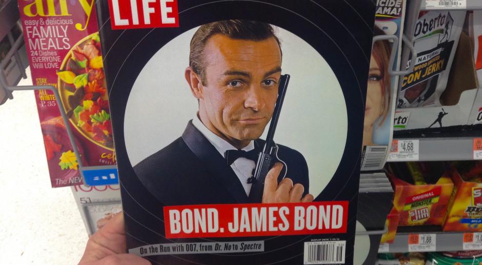 W.Brytania: Zmarł Sean Connery, najsłynniejszy odtwórca roli Jamesa Bonda