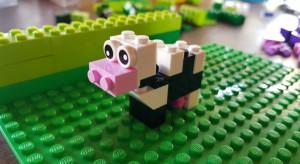 W czasie pandemiii wzrosła sprzedaz klocków Lego