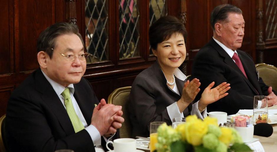 Śmierć prezesa i wizjonera końcem ery w imperium Samsunga