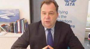 Co się stało z globalnym rynkiem lotniczym? 25 mln miejsc pracy zagrożone