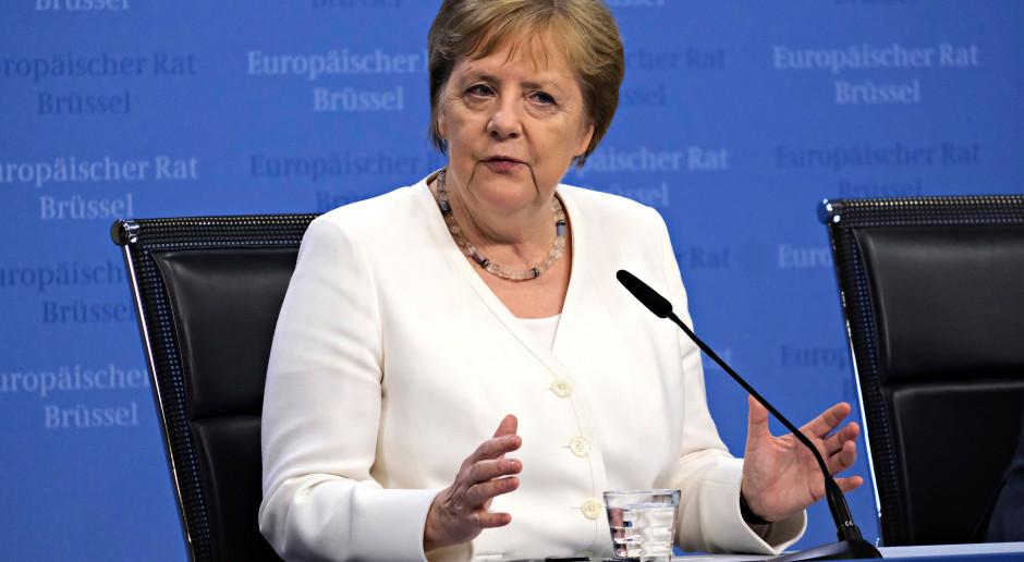 Merkel o zamachu w Wiedniu: Islamistyczny terroryzm to nasz wspólny wróg