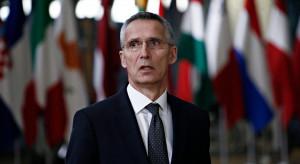 Szef NATO: Terroryzm ma wpływ na nas wszystkich