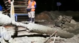PERN zakończył przeciąganie nowego rurociągu paliwowego pod dnem Wisły