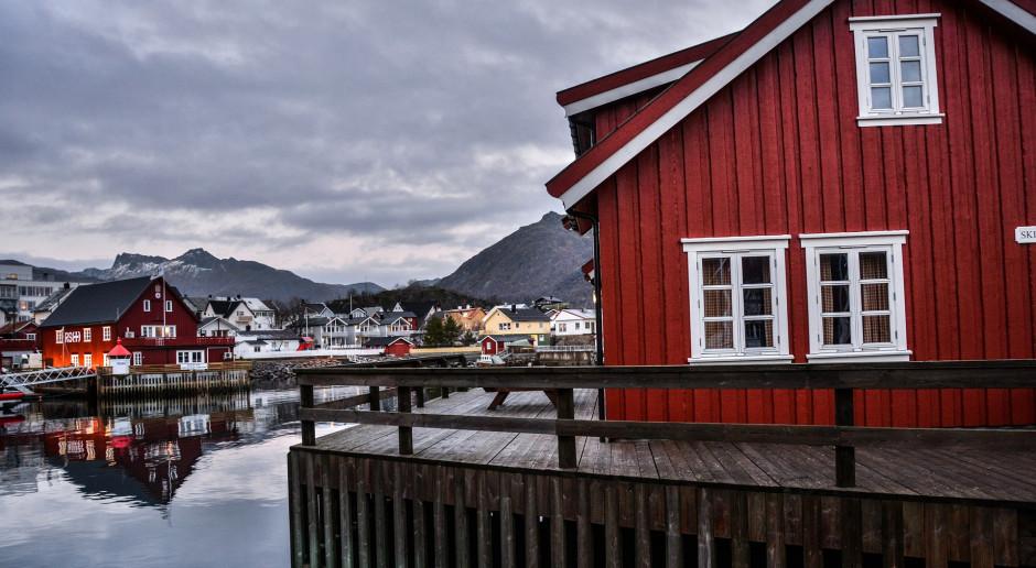 Ceny prądu w Norwegii spadły poniżej zera