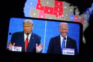 Kalifornia zatwierdziła wybory; Biden ma już 279 głosów