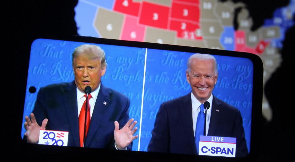 USA: Kalifornia zatwierdziła wybory; Biden ma już 279 głosów elektorskich