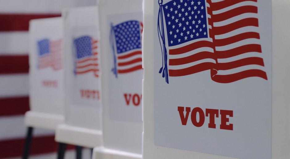 Wybory w USA: Rywalizacja toczy się o pięć stanów