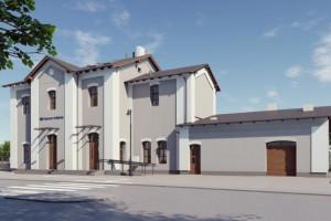 Dworzec PKP w Palędziu zostanie przebudowany. Ruszają prace