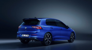Golf o mocy 315 KM. Najmłodsze dziecko Volkswagena
