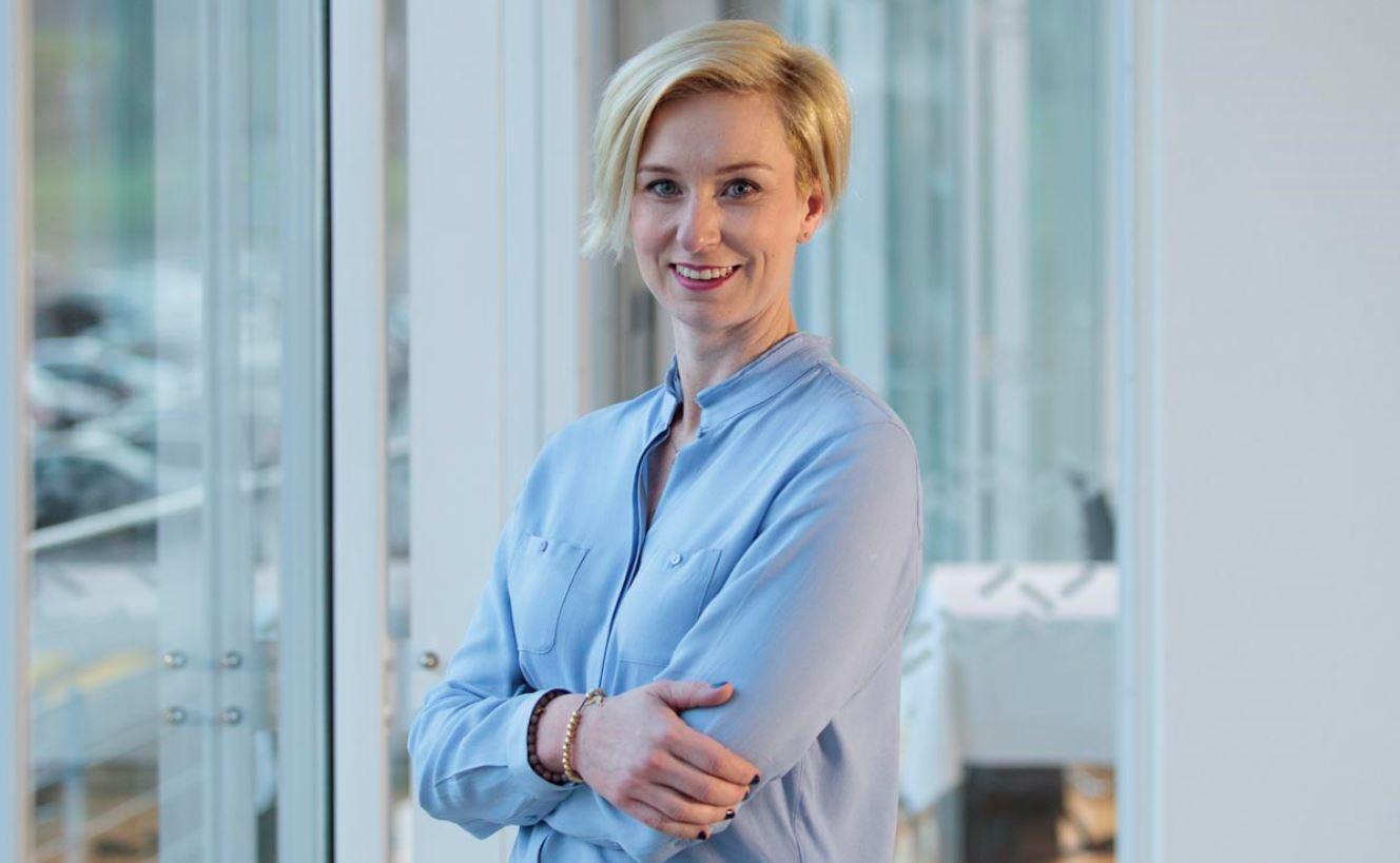 Emilia Wasilewicz, dyrektor zarządzająca polskiej części Dow. Fot. mat. pras