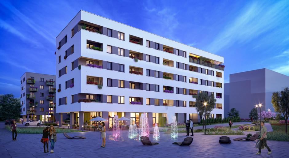 Erbud wybuduje w Krakowie budynek dla Nexity