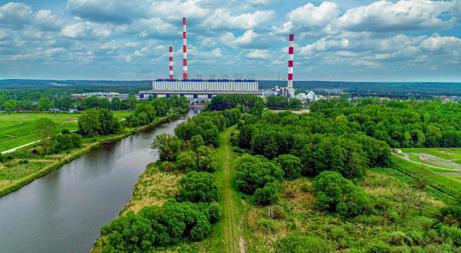 Teren budowy nowych bloków w Elektrowni Dolna Odra przekazany wykonawcy
