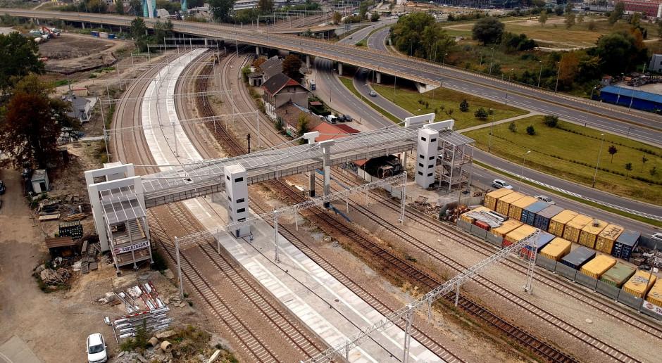 Ostatni etap prac na linii kolejowej z Krakowa do Skawiny