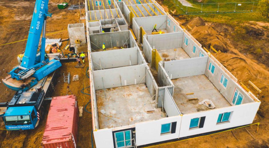 Trwa budowa lokali z programu Mieszkanie Plus w Toruniu