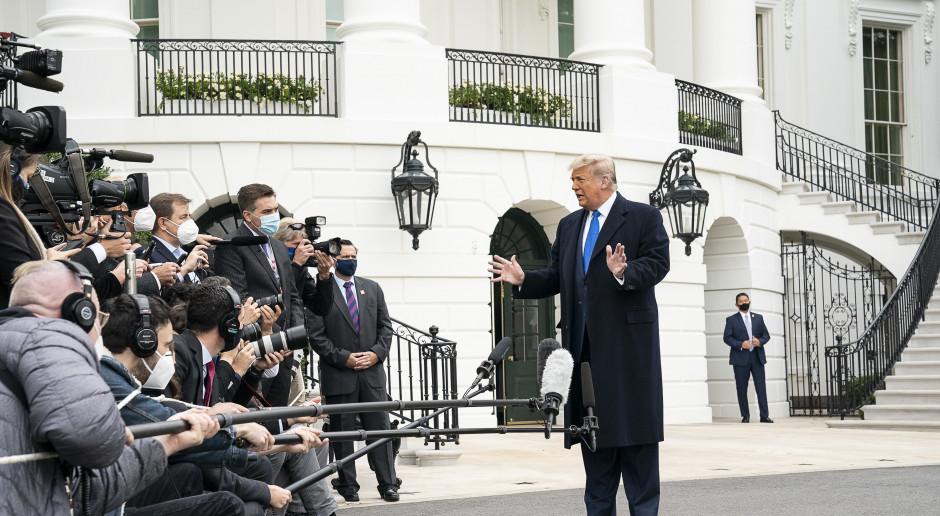 USA: WSJ: Trump będzie walczyć do końca, ale powinien odejść z godnością
