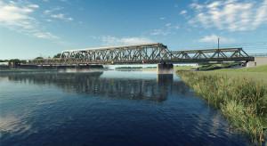 Ważna kolejowa trasa zyska nowe mosty