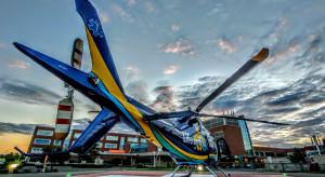 Śmigłowce ratownictwa medycznego Leonardo dla USA