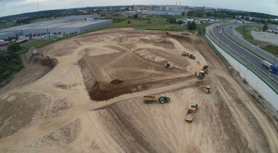 Strabag rozpoczął budowę spalarni odpadów w Olsztynie