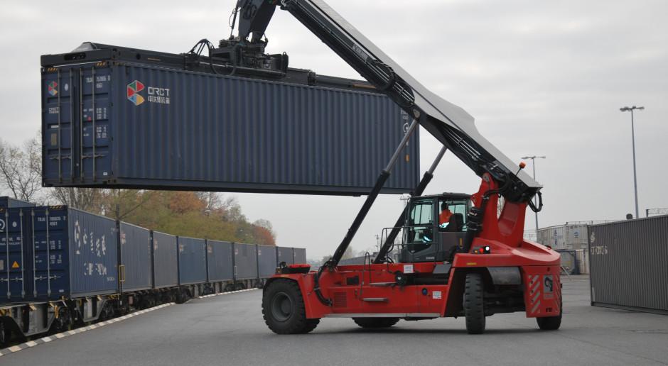 Połączenie operatorskie PKP Cargo Connect na Nowym Jedwabnym Szlaku