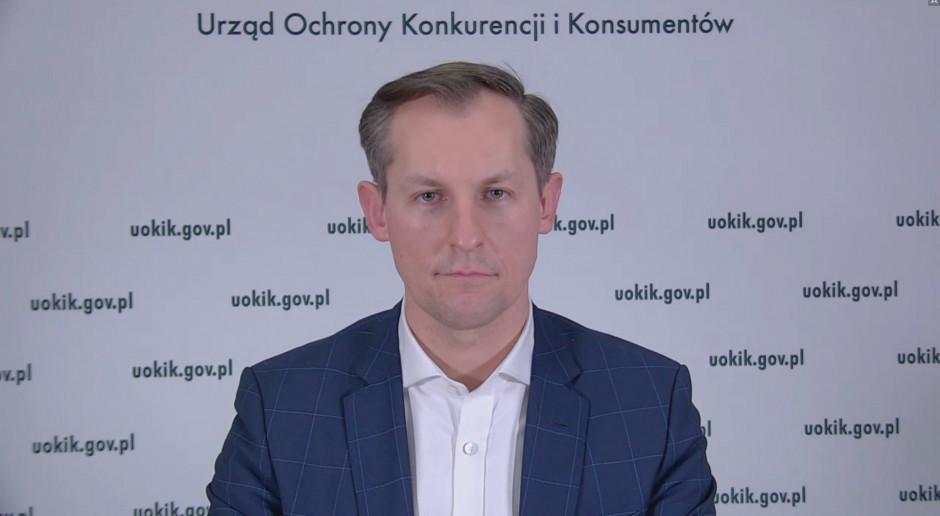 Prezes UOKiK o planowanym połączeniu gazu i nafty