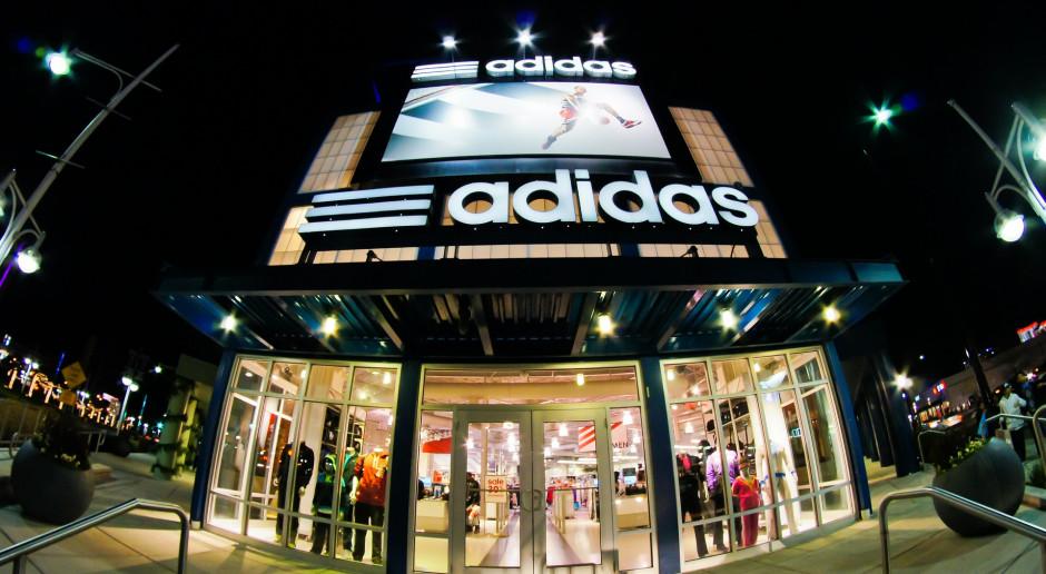 Adidas zapowiada spadek sprzedaży