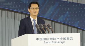 Zyski Tencenta prawie dwukrotnie w górę