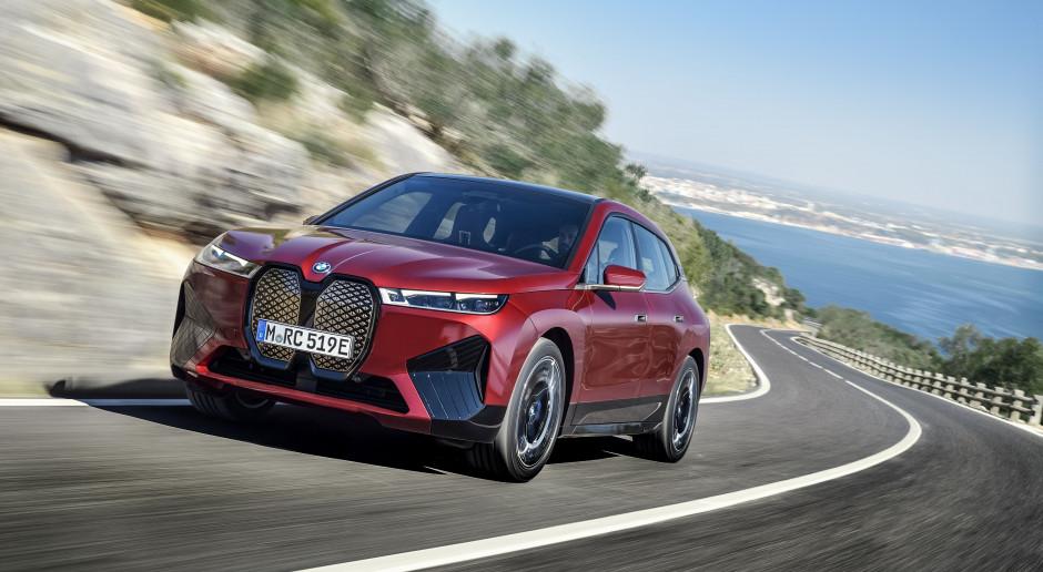 BMW pokazało elektrycznego SUV-a