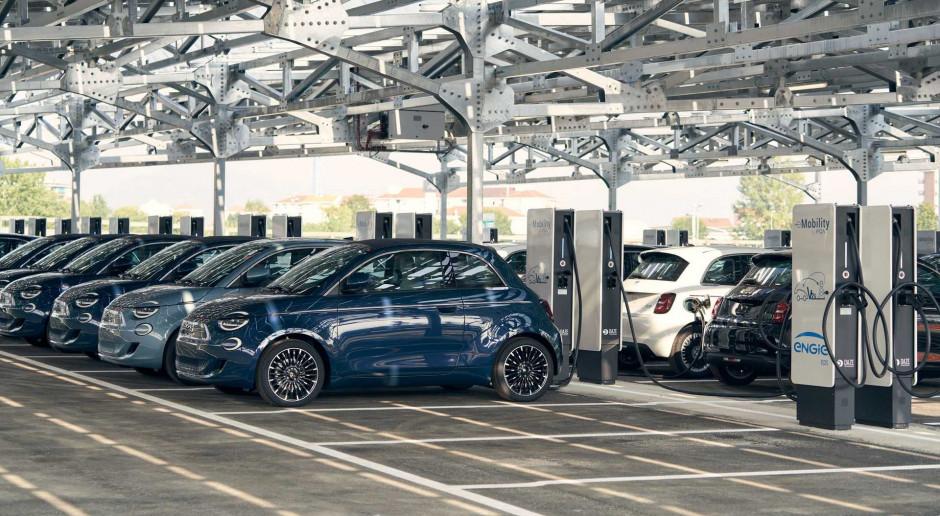Fiat goni elektromobilność. W tle nowy rynek i dziesiątki miliardów