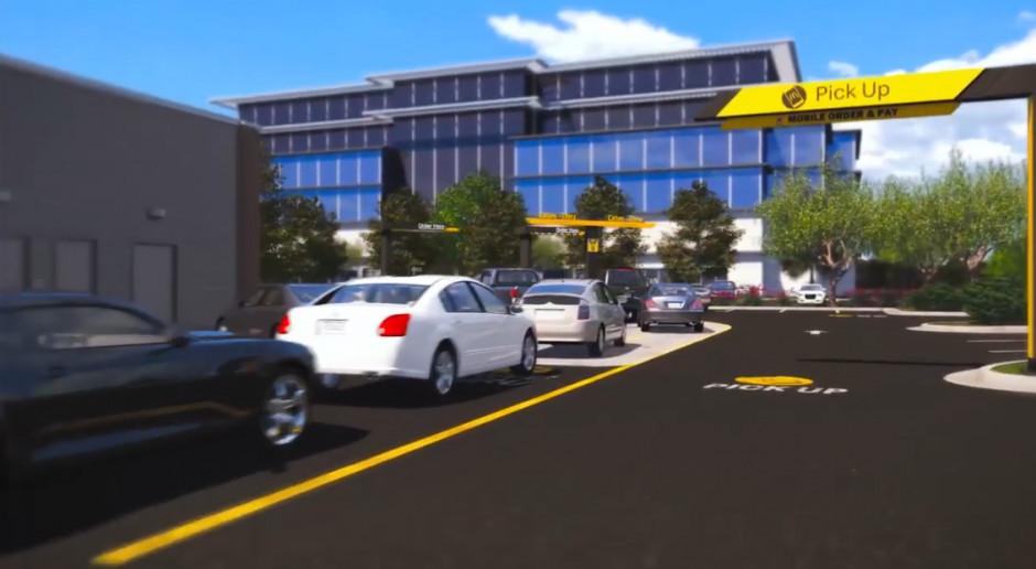 McDonald's przyspiesza drive-thru