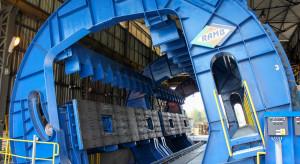 Nowy węzeł rozładunkowy węgla w Elektrowni Dolna Odra