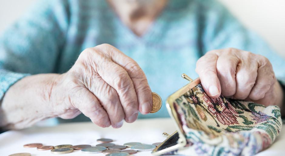 Zadłużenie emerytów wzrosło niemal dwukrotnie
