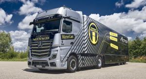 Daimler rusza z produkcją ciężarówek w Chinach