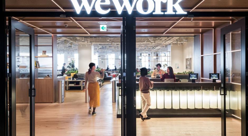 WeWork wciąż traci pieniądze, ale jest dobrej myśli