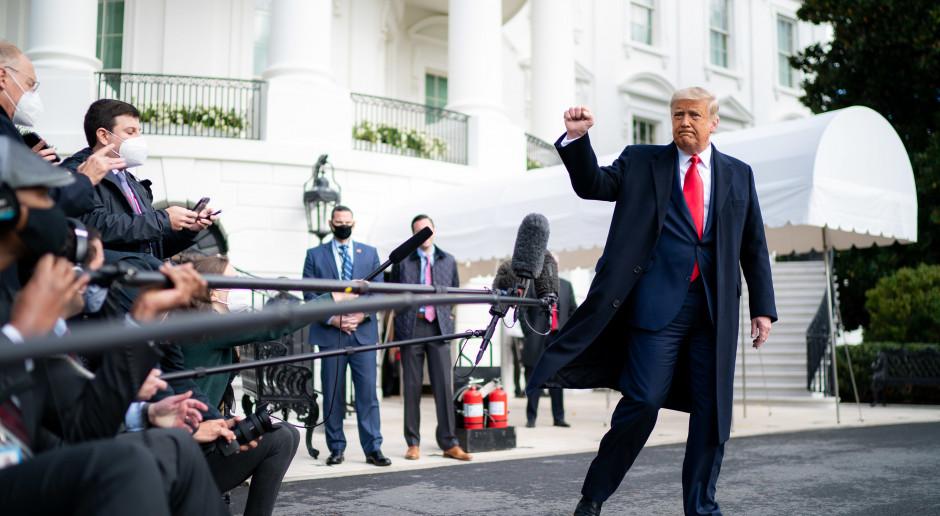 USA: Prezydent Trump weźmie udział w szczycie G20