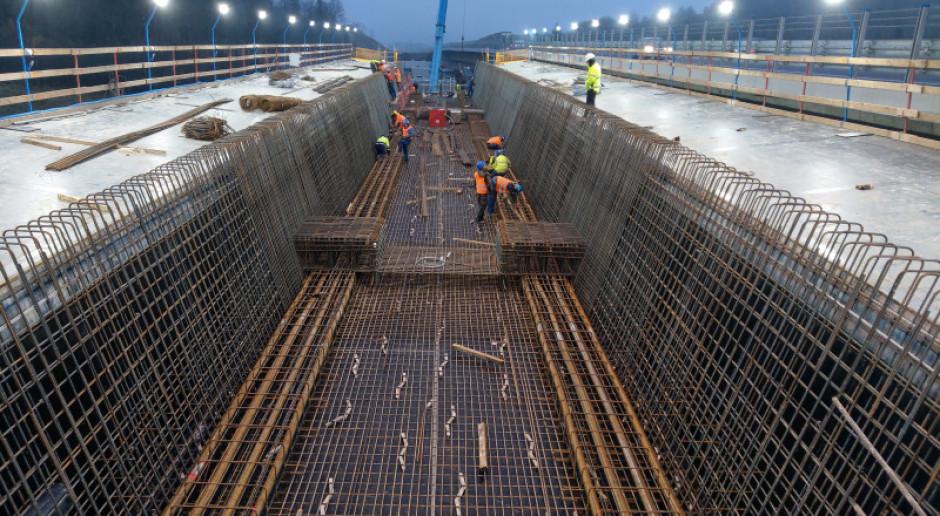 Strabag z najkorzystniejszą ofertą na kontynuację budowy S7 Lubień - Naprawa