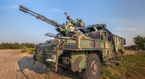 Polska armia kupuje nowa amunicje do działek
