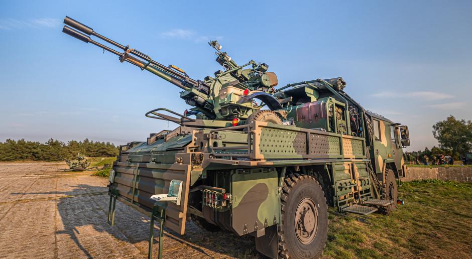 Mesko pozyskało wielomilionowy kontrakt na amunicję dla działek