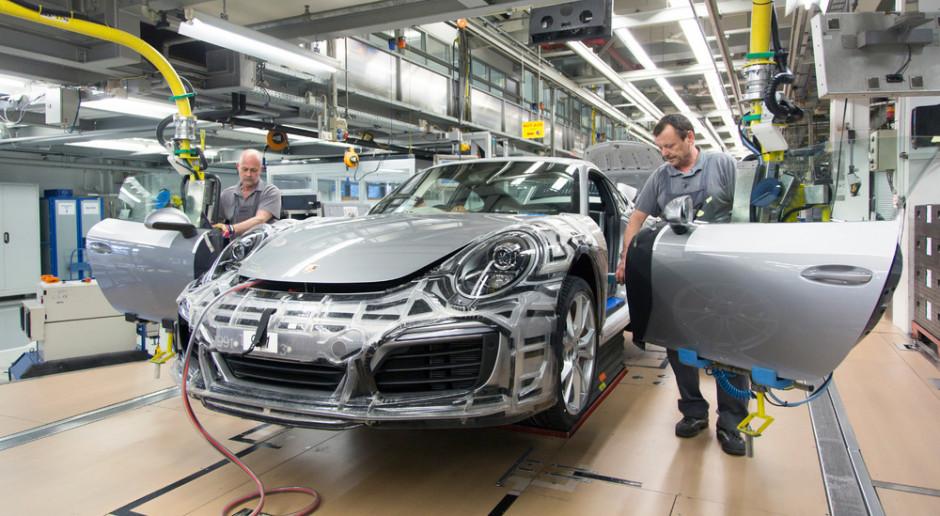 Porsche szuka sposobu na efektywną produkcję krótkich serii